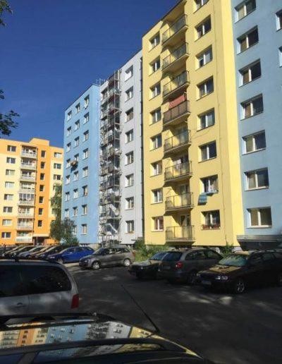 Alufix - balkonove zabradlia 2 - Zvolenska ulica (12)