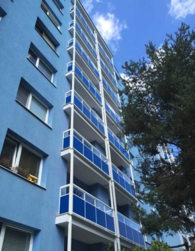 Alufix - balkonove zabradlia 2 - Zvolenska ulica (15)