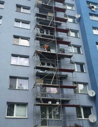 Alufix - balkonove zabradlia 2 - Zvolenska ulica (3)