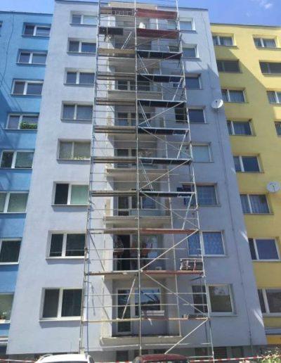 Alufix - balkonove zabradlia 2 - Zvolenska ulica (9)