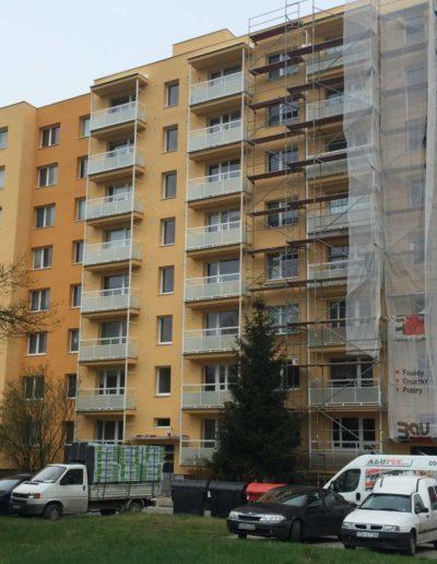 Alufix - balkony - Pittsburska Zilina (2)