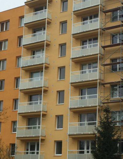 Alufix - balkony - Pittsburska Zilina (3)