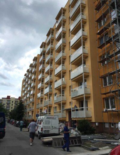 Alufix - balkony - Pittsburska Zilina (7)