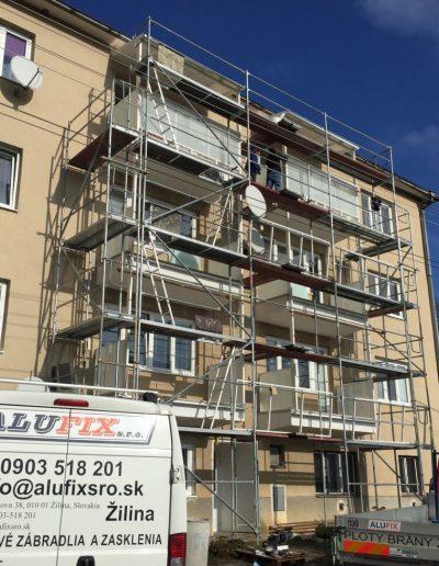 Alufix hlinikove balkonove zabradlia Podhorie 2019