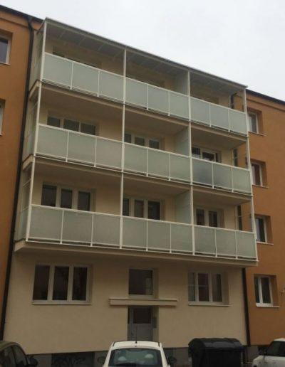 Alufix hlinikove balkonove zabradlia stefanikova ulica zilina- po realizacii2019 (4)