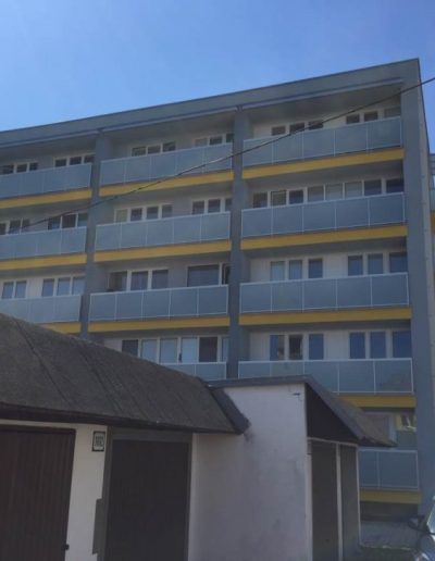 Alufix hlinikove balkonove zabradlia Bytča Thurova ulica 2020