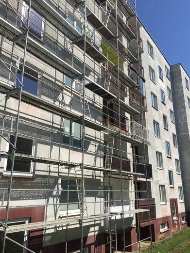 Alufix hlinikove balkonove zabradlia Myjava - Staromyjavská ulica