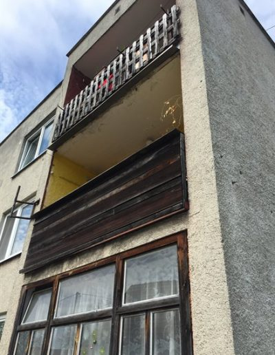 Alufix hlinikove balkonove zabradlia Turany - Osloboditeľov