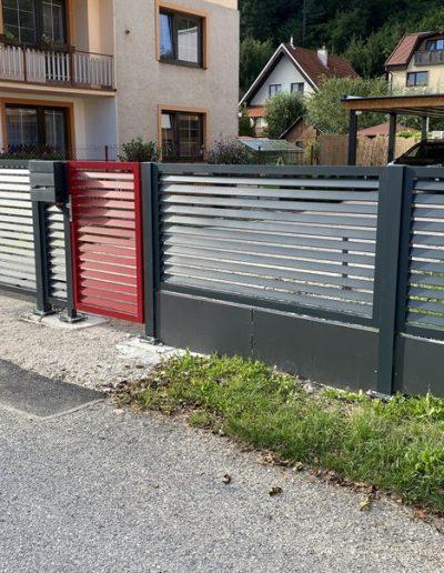 alufix hlinikove ploty a brany